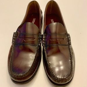 FLORSHEIM Berkley Moc Toe Penny Loafer 12D